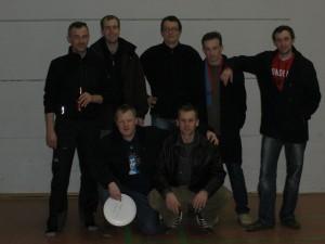 Teamfoto B-Reli Köln Februar 2008